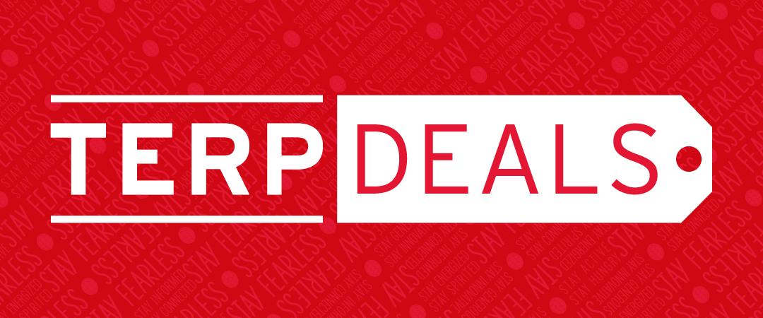 Terp Deals