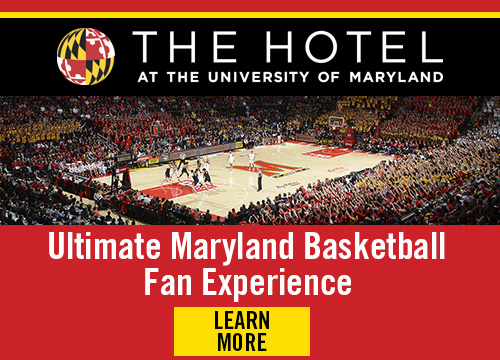 Learn more about The Hotel at the University of Maryland Ultimate Maryland Basketball Fan Experience