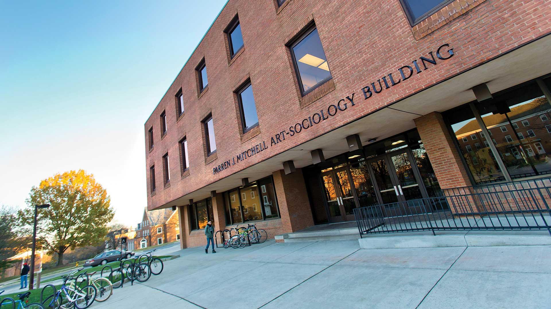 Parren J. Mitchell Sociology Building