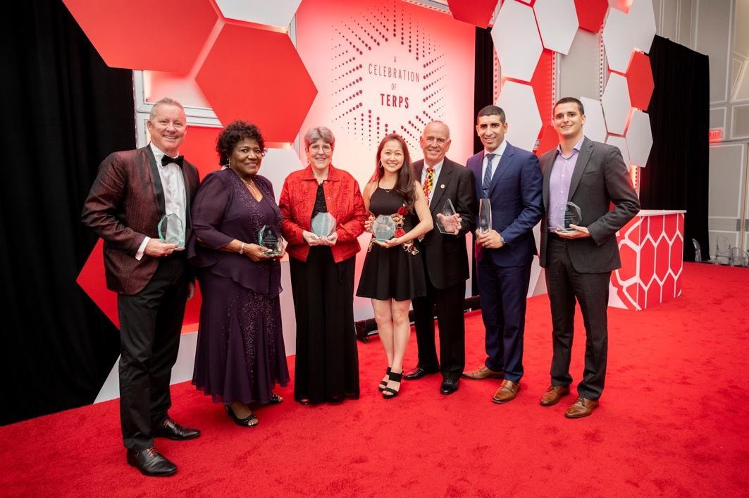 Celebration of Terps Award Winners