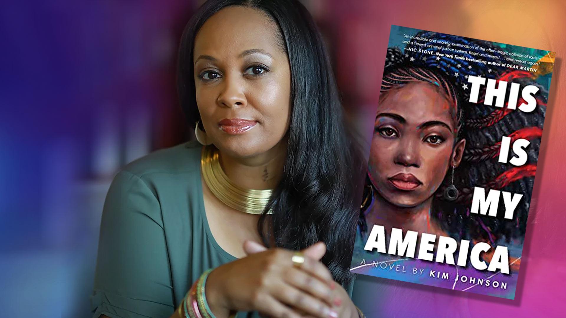 Alum's Debut Novel Uses Mystery to Examine Racial Equity in Legal System