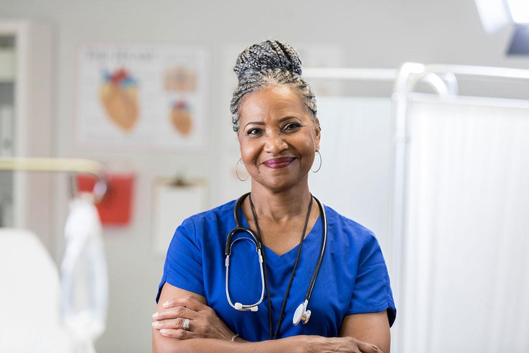 Photo of Healthcare Professional