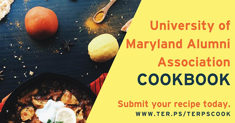 University of Maryland Alumni Association Cookbook