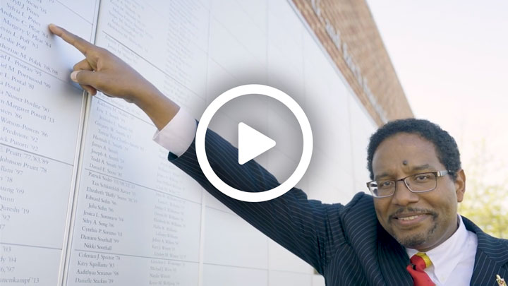 Video: 2020 Life Member Wall Unveiling