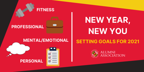 New Year, New You: Setting Goals for 2021