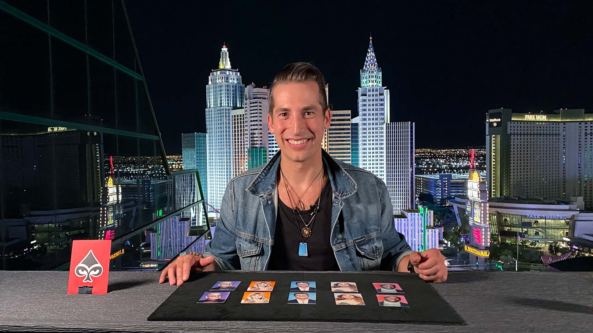Mentalist Max Major '05 wowed the America's Got Talent judges during two virtual performances to advance to the live shows.