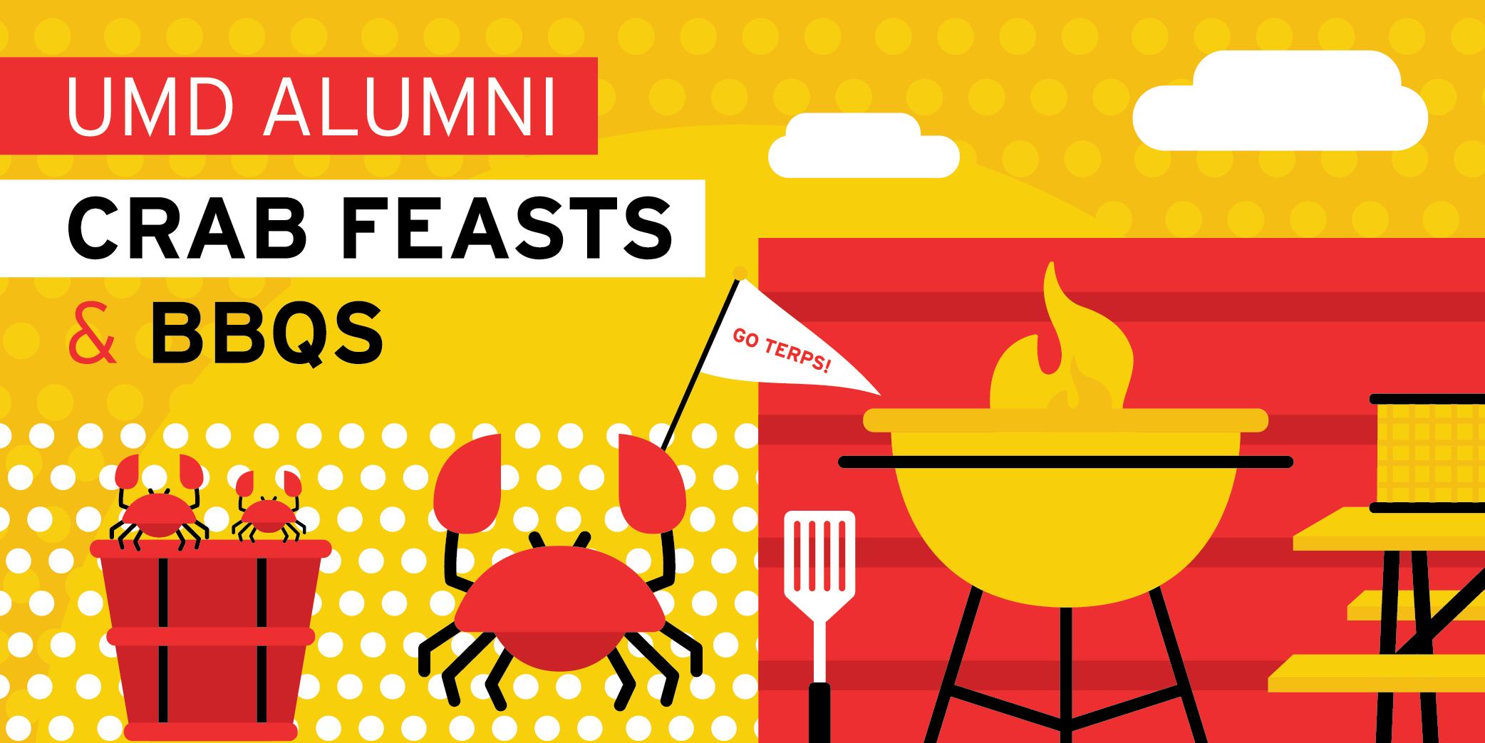 UMD Alumni Crab Feasts & BBQs