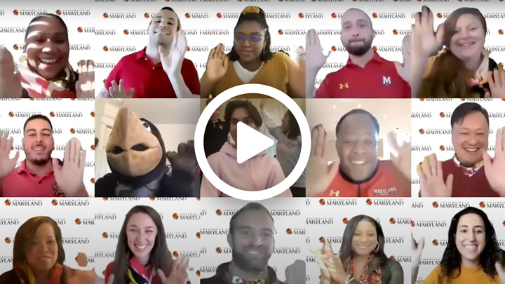 Video: #NowATerp | UMD Class of 2025