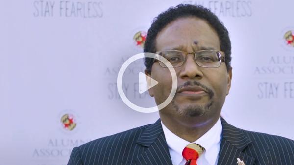 Video: Join President Darryll J. Pines as an Alumni Association Lifetime Member