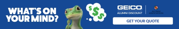 What's On Your Mind? GEICO Alumni Discount   Get Your Quote