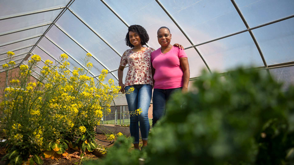 Nyana Quashie and their mother featured for: A Mom-Motivated Business, From the Caribbean to Maryland