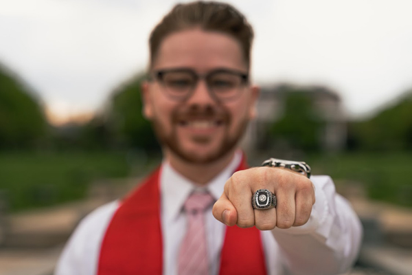 Get your Alumni Class Ring from Balfour.com