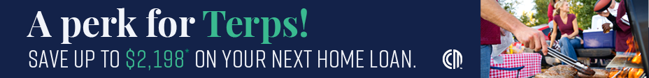 CrossCountry Mortgage | A perk for Terps! Save up to $2,198 on your next home loan.