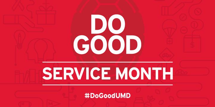 Do Good Service Month