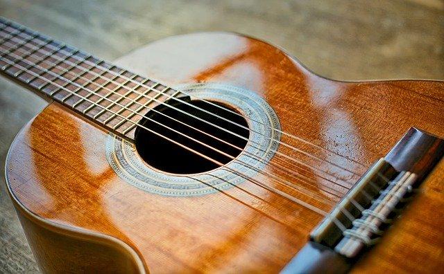 April is International Guitar Month
