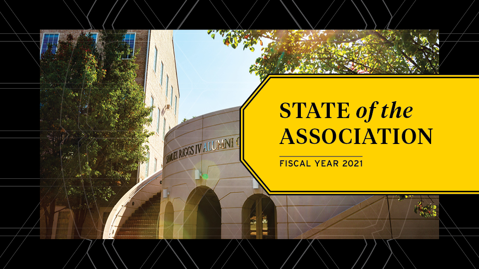 State of the Association   Fiscal Year 2021