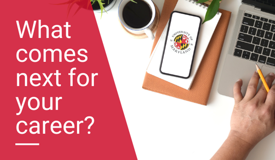 What comes next for your career?
