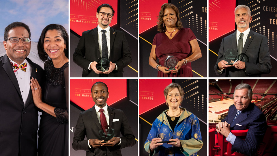 A Celebration of Terps: featuring the Maryland Awards is the annual hallmark Alumni Association event honoring amazing alumni and friends.