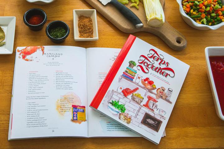 Terps Together: The University of Maryland Alumni Association Cookbook