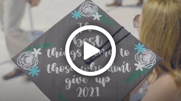 Video: 2021 Spring Commencement Recap
