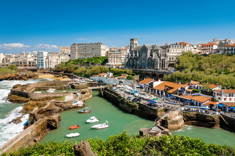 Travel with Terps: Basque Country. Biarritz, France